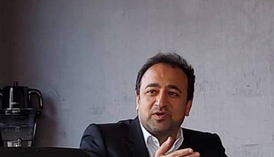 مهندس موسوی رئیس سندیکای مواد اولیه